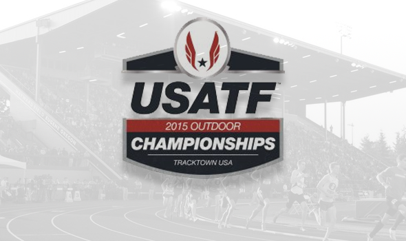 2015 Collegians at the USATF Outdoor Championships