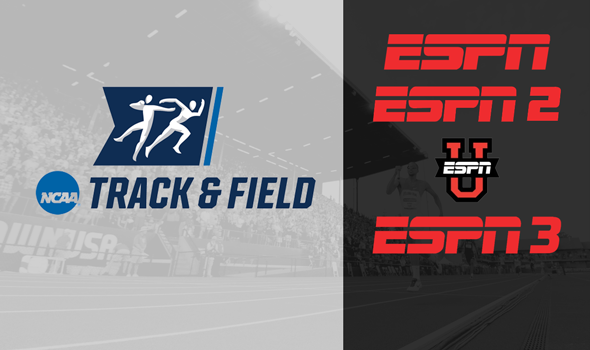NCAA Division I Outdoor Track & Field Championships Scores Record Viewership on ESPN Networks