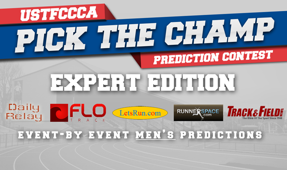 """""""Pick The Champ"""" Expert Edition – Men's Champions"""