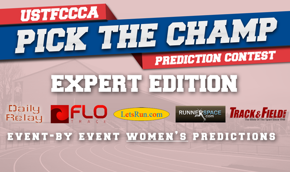 """Pick The Champ"" Expert Edition – Women's Champions"