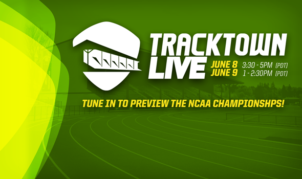 """""""TrackTown LIVE"""" Webcast to Preview NCAA DI Championships"""
