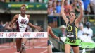 Little & Prandini Win National Titles on Final Day of USATF Outdoor Championships