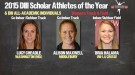DIII Women's Track & Field Scholar Athletes of the Year & All-Academic Individuals Announced