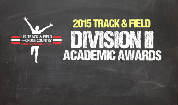 2015 All-Academic Honors Announced for NCAA Division II Track & Field