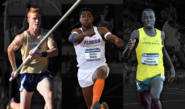 2015 Men's Bowerman Trophy Finalists Announced