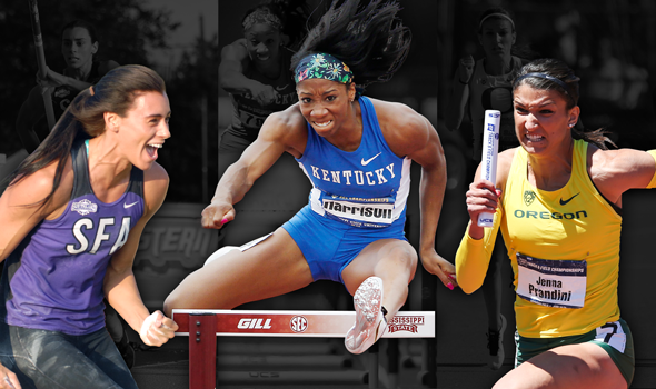 2015 Women's Bowerman Trophy Finalists Announced