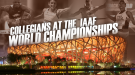 Collegians at the 2015 IAAF World Championships