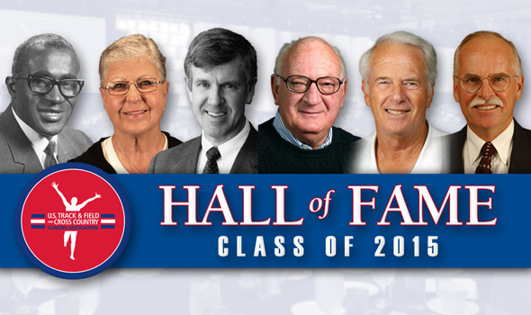 USTFCCCA Coaches Hall of Fame Class of 2015 Announced
