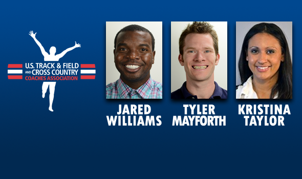 USTFCCCA Welcomes Williams, Mayforth & Taylor to National Office Staff