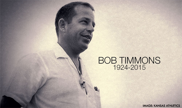 Remembering USTFCCCA Hall of Fame Coach Bob Timmons (1924-2015)