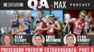 2015 QA2 Max Preseason Podcast Extravaganza (Part 3)