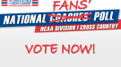 FAN POLLS – NCAA Division I Cross Country