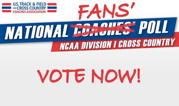 FAN POLLS – NCAA DI Cross Country (Post-Wisco/PreNats)