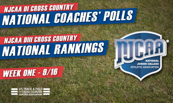 Inaugural NJCAA National Polls & Rankings Announced