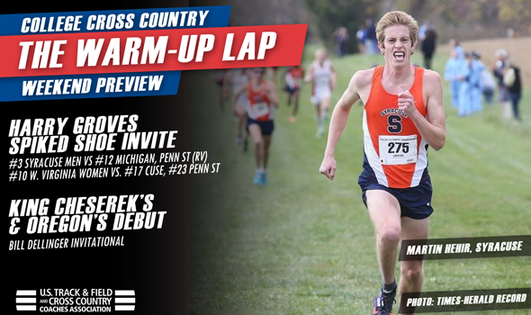 The Warm-Up Lap: The Spiked Shoe Invite, The Return of the King, and More