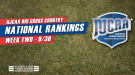 New NJCAA Division III National Coaches' Rankings Announced