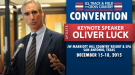 Convention Update: NCAA's Oliver Luck to Deliver Keynote Address