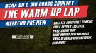 NCAA DII/DIII Weekend Preview: Louisville, Paul Short, UW-Eau Claire & More