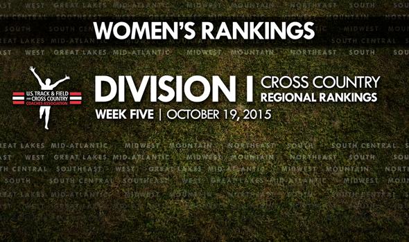 Three New No. 1 Teams Rise In DI Women's Regional Rankings