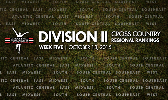 Two New No. 1s Emerge in Latest DII Regional Rankings
