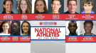 NCAA & NJCAA National Athletes of the Week (Oct. 5)