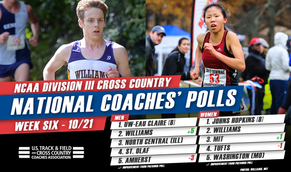 Big Changes Shake Up The Division III National Coaches' Poll