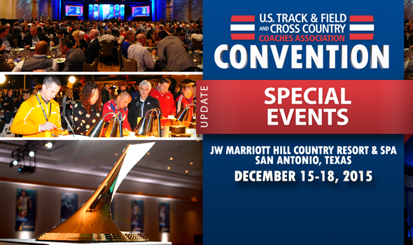 CONVENTION UPDATE: Hall of Fame, The Bowerman and More Special Events