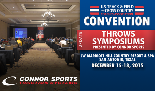CONVENTION UPDATE: Throws Symposiums