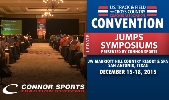 CONVENTION UPDATE: Jumps Symposiums