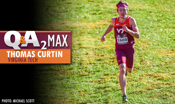 QA2 Max Podcast: Virginia Tech's Thomas Curtin Talks Pre-Nats Victory And More