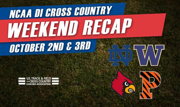 Weekend Recap: Notre Dame, Washington, Louisville & Princeton