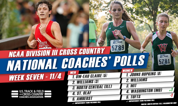Conference Results Bring About Changes to DIII National Poll