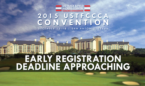 CONVENTION UPDATE: Early Registration Discount Deadline Approaching