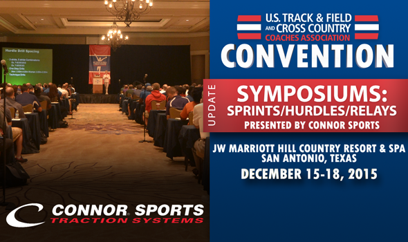 CONVENTION UPDATE: Hurdles/Sprints/Relays Symposiums