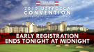 USTFCCCA CONVENTION: Early Registration Discount Ends Today