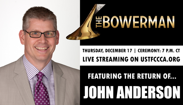 John Anderson To Host 2015 Bowerman Award Ceremony