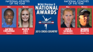 Chelanga, Zeis, Siemers & Martin Earn National Awards for Division II Cross Country