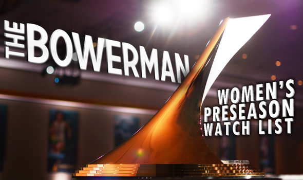 Preseason Women's Bowerman Watch List Announced
