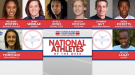Near-Record Performance Highlights NCAA & NJCAA ITF National Athletes of the Week