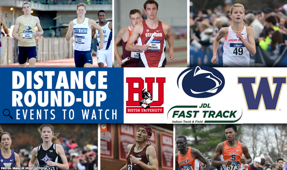 WEEKEND PREVIEW: Distance Action Heats Up