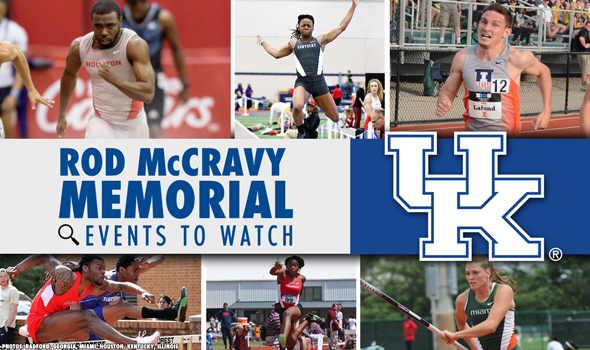 Meet Preview: Kentucky Rod McCravy Memorial
