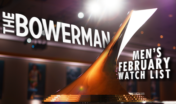 Mid-Distance Stars Headline Changes To Men's Bowerman Watch List