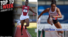Best Marks of the College T&F Weekend: January 25-31, 2016