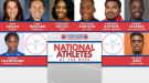 NCAA & NJCAA National Athletes of the Week Prove No National Leader Is Safe
