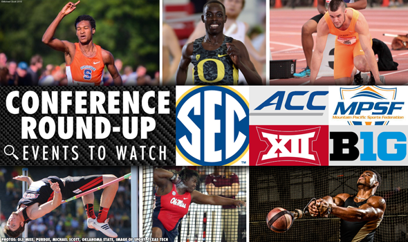 WEEKEND PREVIEW: Conference Championships Around the Nation