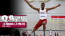 QA2 Max PODCAST: Arkansas World-Leading Long Jumper Jarrion Lawson