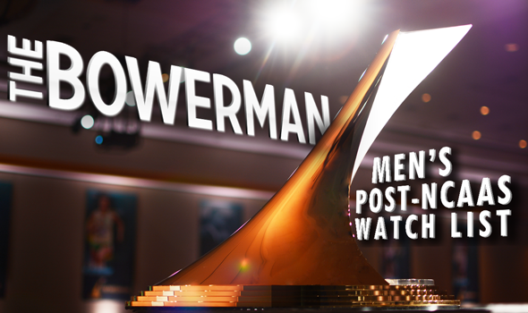 NCAA Indoor Championships Shake Up The Bowerman Men's Watch List