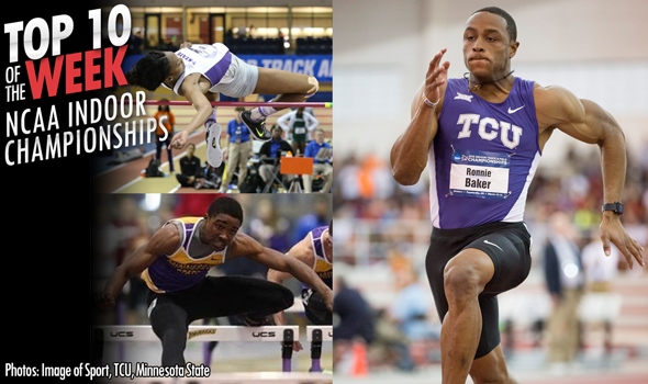 Best Marks of the Weekend – NCAA Indoor Championships