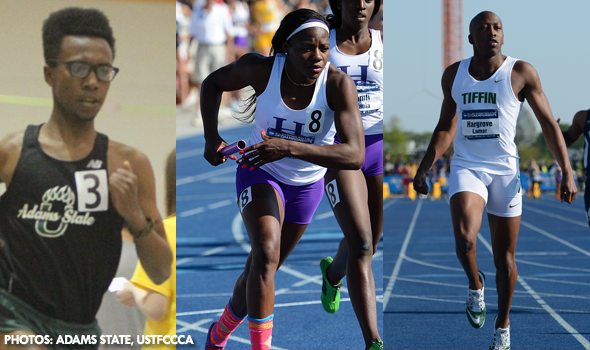 Gidabudy, Hargrove And Slack High Scorers At DII Championships