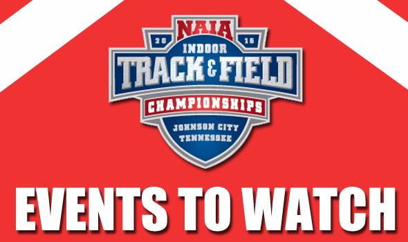 MEET PREVIEW: NAIA Indoor Championships